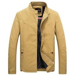 CREEKOB - 立领拉链外套
