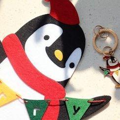 OH.LEELY - Christmas Felt Wall Sticker