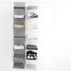 Cutie Bazaar - Hanging Organizer With 6 Compartments