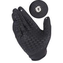Wild Bamboo - Fleece Lined Touchscreen Gloves