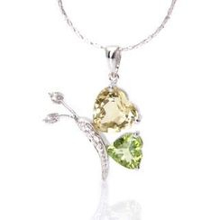Bellini - Heart in Nature Pendant