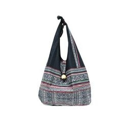 DABAGIRL - Patterned Lightweight Hobo Bag