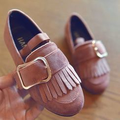 BOOM Kids - Kids Buckled Loafers