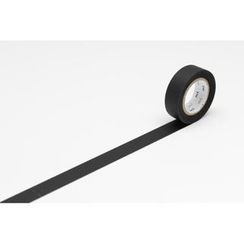 mt - mt Masking Tape : 1P Matte Black