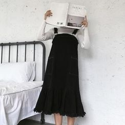 Windflower - Fringed Jumper Dress