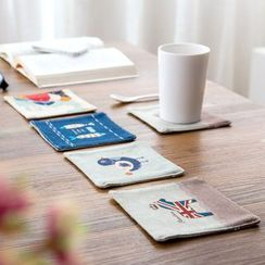 Home Simply - Printed Coaster