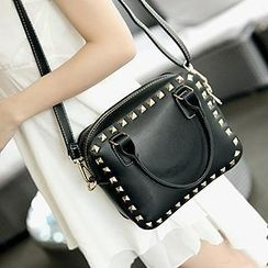 SUOAI - Studded Shoulder Bag
