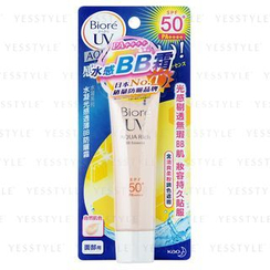 Kao - Biore UV Aqua Rich Watery BB Cream SPF 50+ PA++++