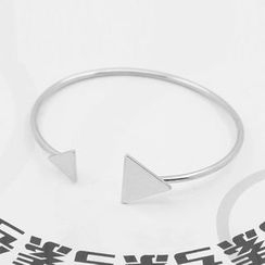 Zentangal - Triangle Bangle