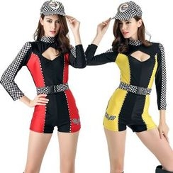 Gembeads - Racer Girl Party Costume