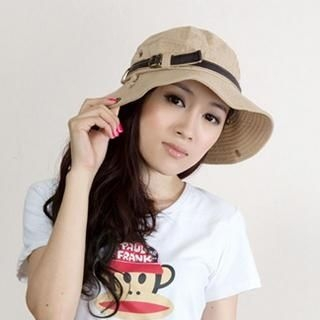Thantrue - Belted Bucket Hat