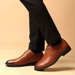 WeWolf - Genuine-Leather Oxfords