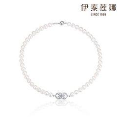 伊泰蓮娜 - 925銀 仿珍珠項鍊