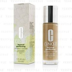 Clinique 倩碧 - Beyond Perfecting Foundation and Concealer - # 14 Vanilla (MF-G)
