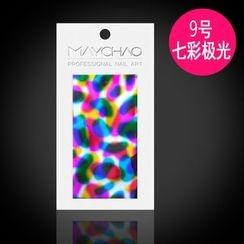 Maychao - Nail Sticker (9)