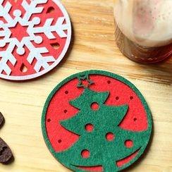 PINOLI - Christmas Coaster