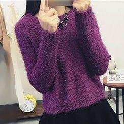 Polaris - Fleece Sweater