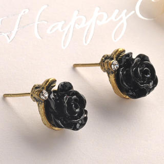 Fit-to-Kill - Vintage Rose Earring
