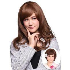 Wigs2You - 髮箍半罩式-OL時尚長捲髮