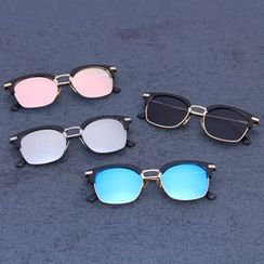 Sunny Eyewear - Half Flame Sunglasses