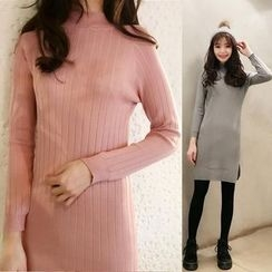 IndiGirl - Knit Dress