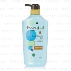 Kao - Essential Deep Cleansing Care Conditioner (Blue)