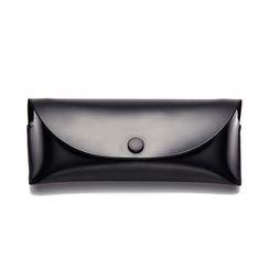 Aimen - Faux-Leather Glasses Case