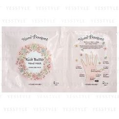 Etude House - Hand Bouquet Rich Butter Hand Mask