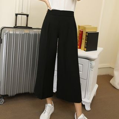 Jeans Kingdom - Plain Culottes