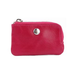 MILESI - Genuine Leather Coin Purse