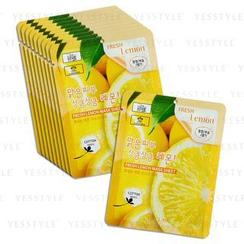 3W Clinic - Fresh Mask Sheet (Lemon)