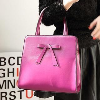 Youshine - Bow-Accent Tote