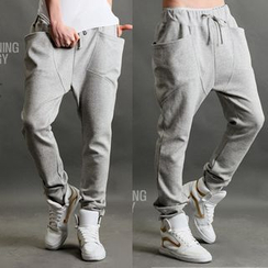 Bay Go Mall - Harem Sweatpants