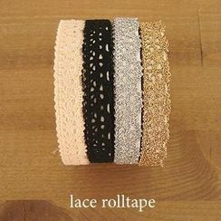 Full House - J&Bobbin - Lace Roll Tape
