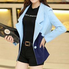 Swish - Color-Block Blazer