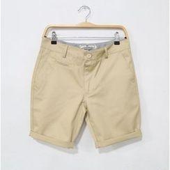 Mr. Cai - Plain Shorts