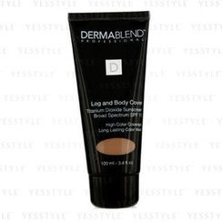 Dermablend - Leg and Body Cover SPF 15 (Full Coverage and Long Wearability) - Toast