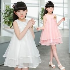 Pegasus - Kids Sleeveless Dress