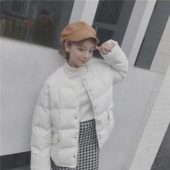 Chililala - Plain Padded Jacket
