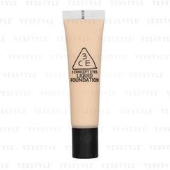 3 CONCEPT EYES - Liquid Foundation SPF 20 PA++ (Ivory Beige)