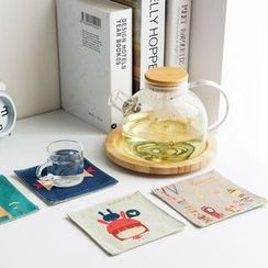MyHome - Printed Coaster