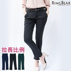 RingBear - Pleated Pants