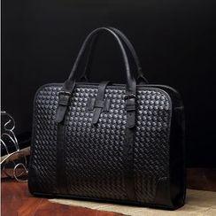 TESU - Woven Briefcase