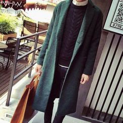 Edouard - Woolen Long Coat