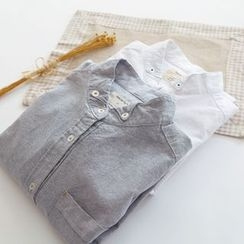 布丁坊 - 牛津襯衫