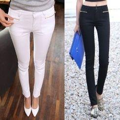 绮优 - 窄身长裤