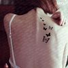 Waterproof Temporary Tattoo (Butterfly)