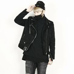Remember Click - Biker Jacket