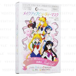 Creer Beaute - Sailor Moon Face Mask (Sailor Team) (Moist)