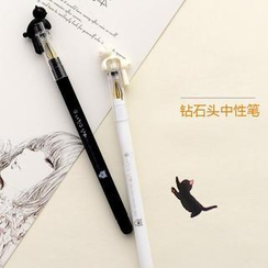 VANDO - Set of 2: Cat Gel Pen